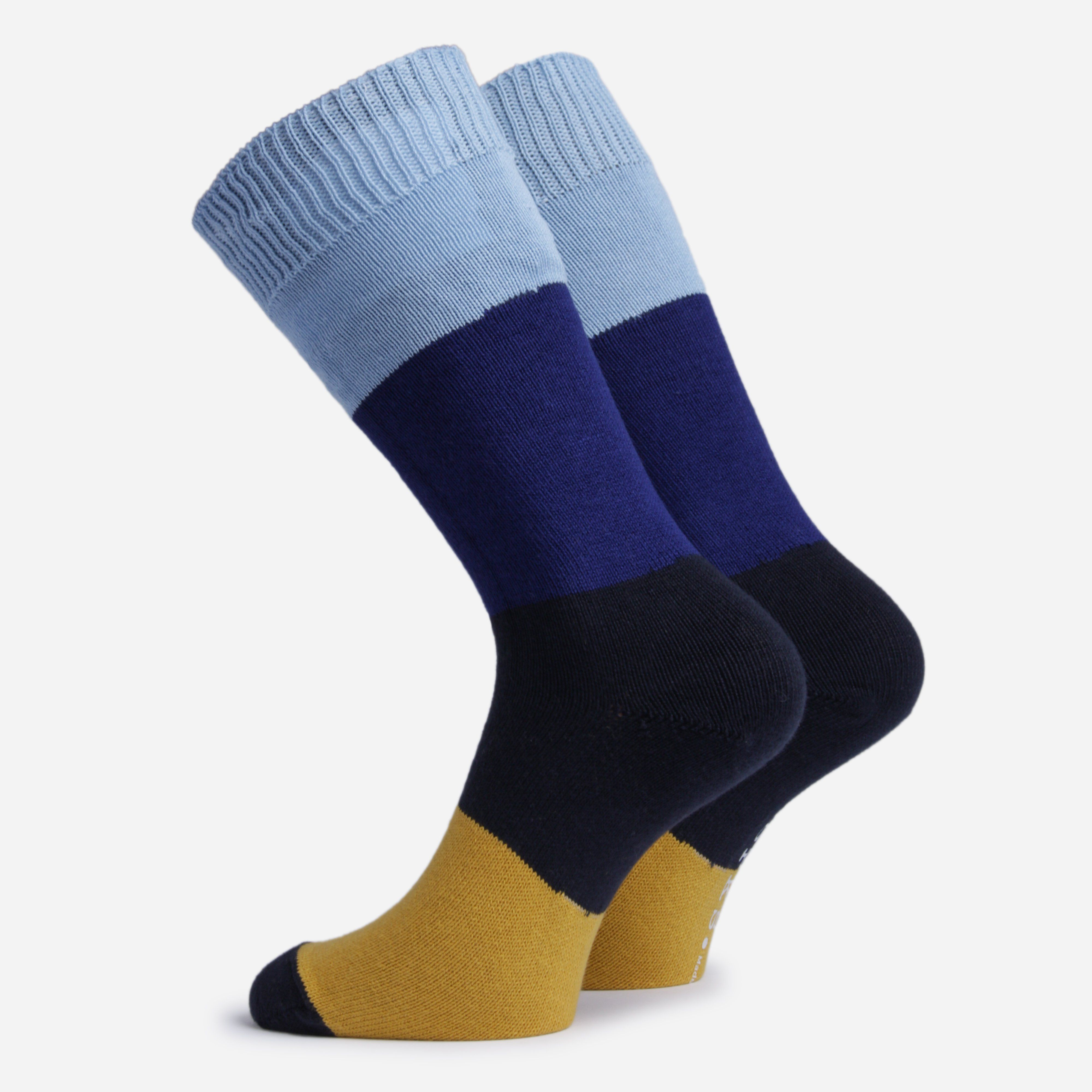 Universal Works Bold Stripe Socks