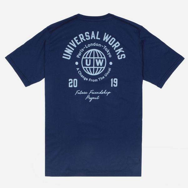 Universal Works Tour T-Shirt