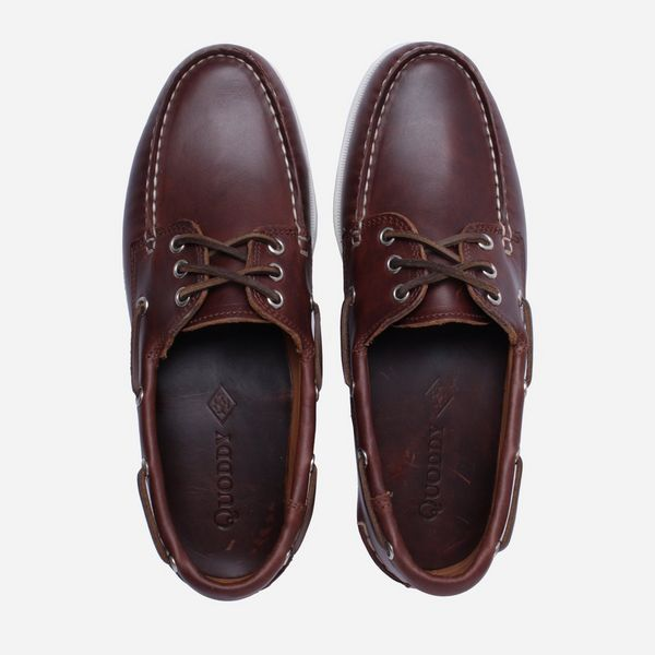 Quoddy Downeast Boat Shoe