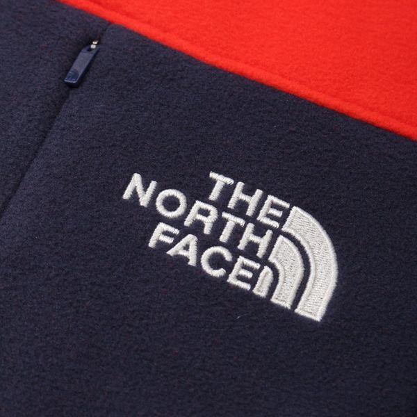 The North Face Blocked Quarter Zip Fleece