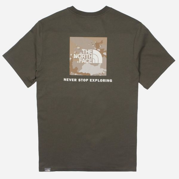 492e88080 The North Face Box Logo T-Shirt | The Hip Store