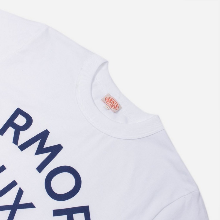 Armor Lux Serigraphie T-Shirt