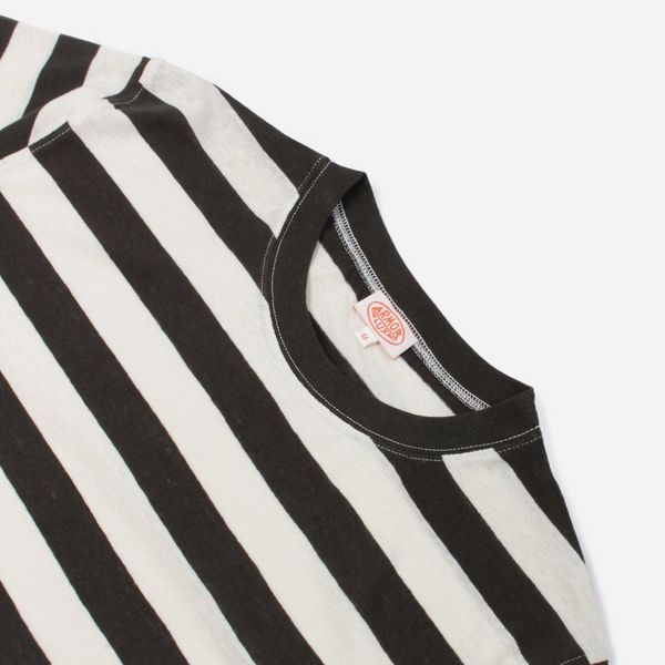 Armor Lux Col Rond Stripe T-Shirt