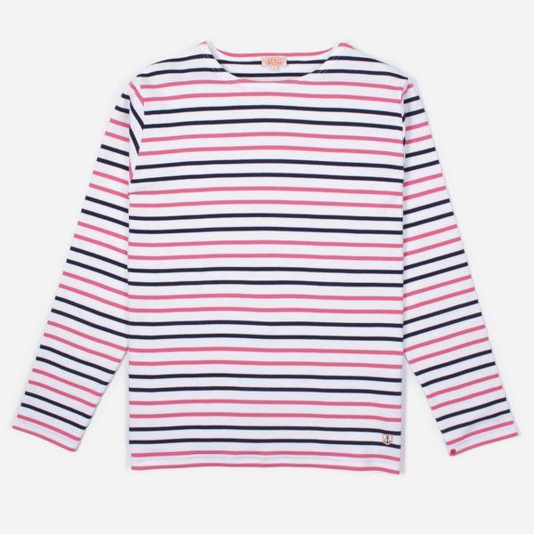 Armor Lux Mariniere Long Sleeve Stripe T-Shirt
