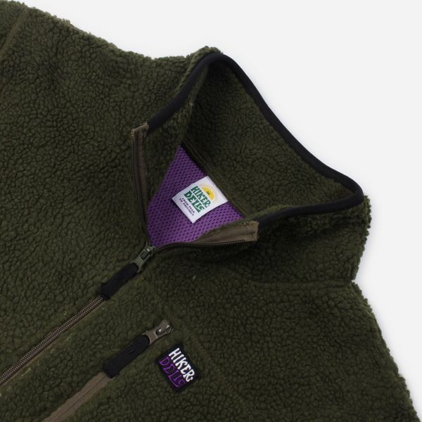 Hikerdelic Topping Full Zip Fleece