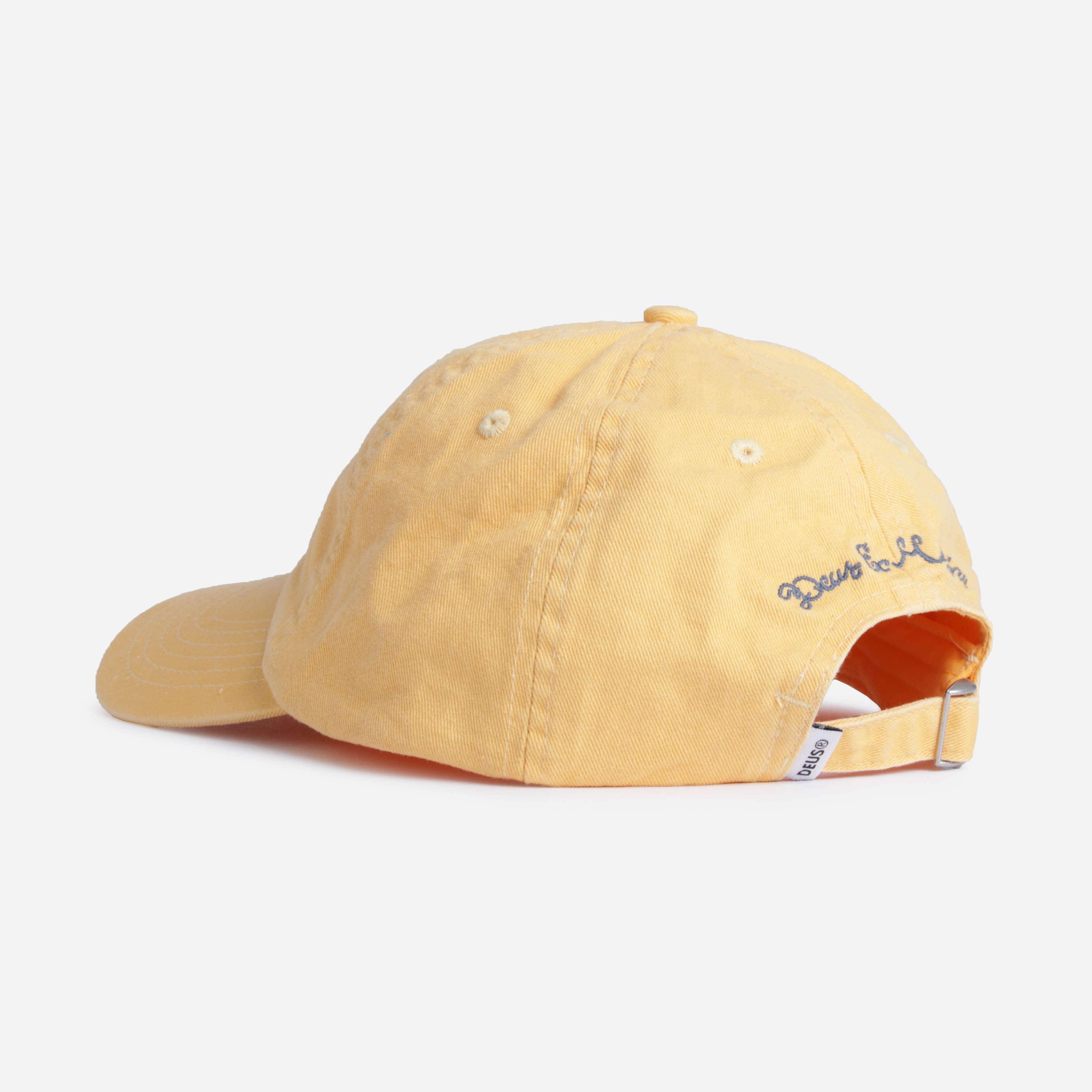 Deus Ex Machina DMP87588 SUNBLEACHED CAP