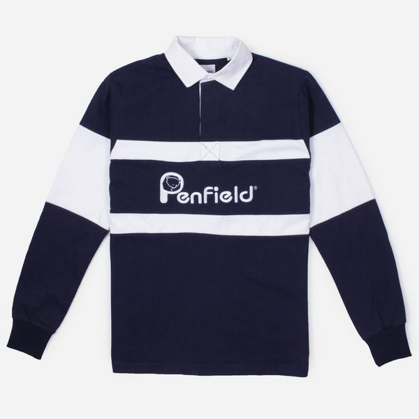 Penfield Cass Rugby Polo Shirt