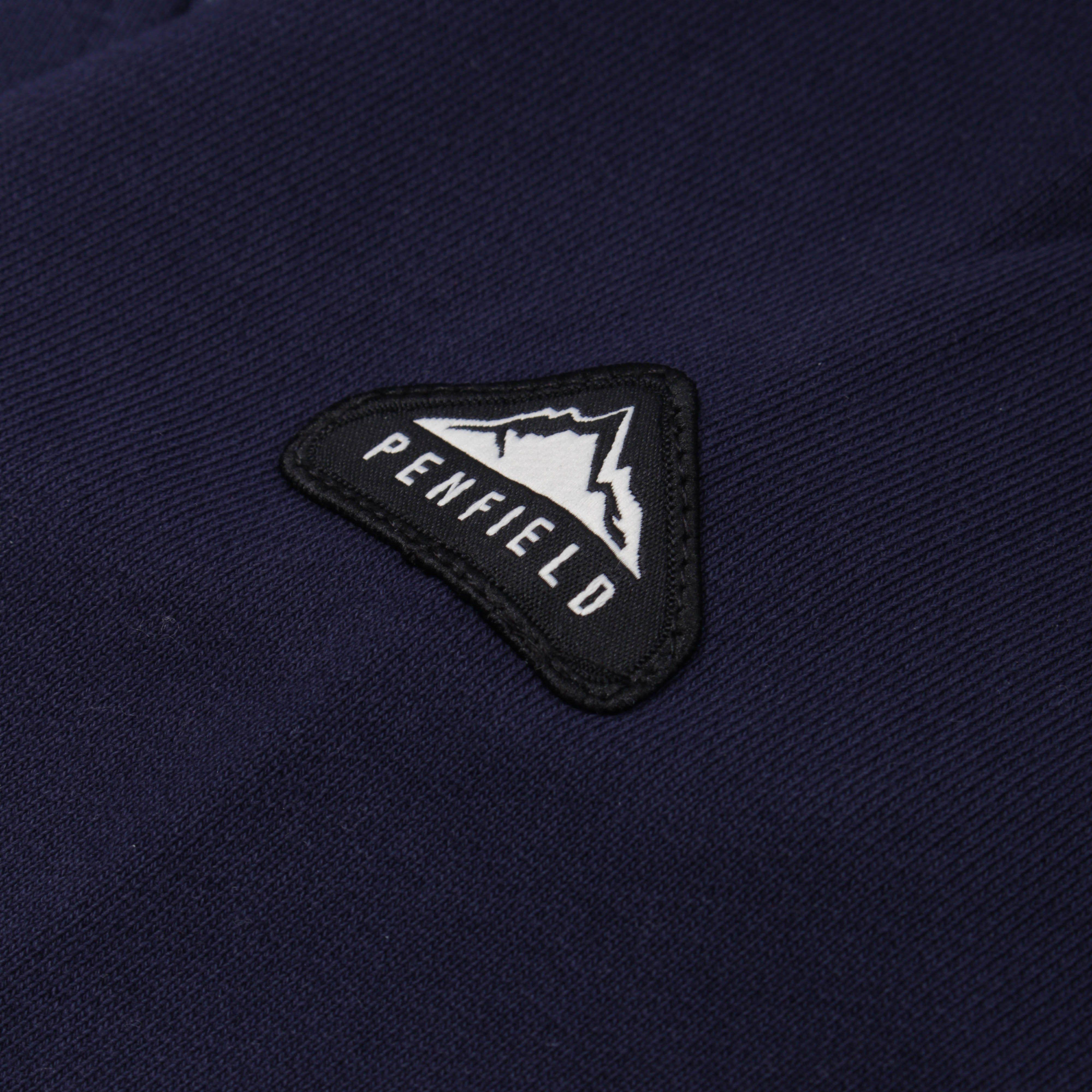 Penfield Resolute Half Zip Hoodie