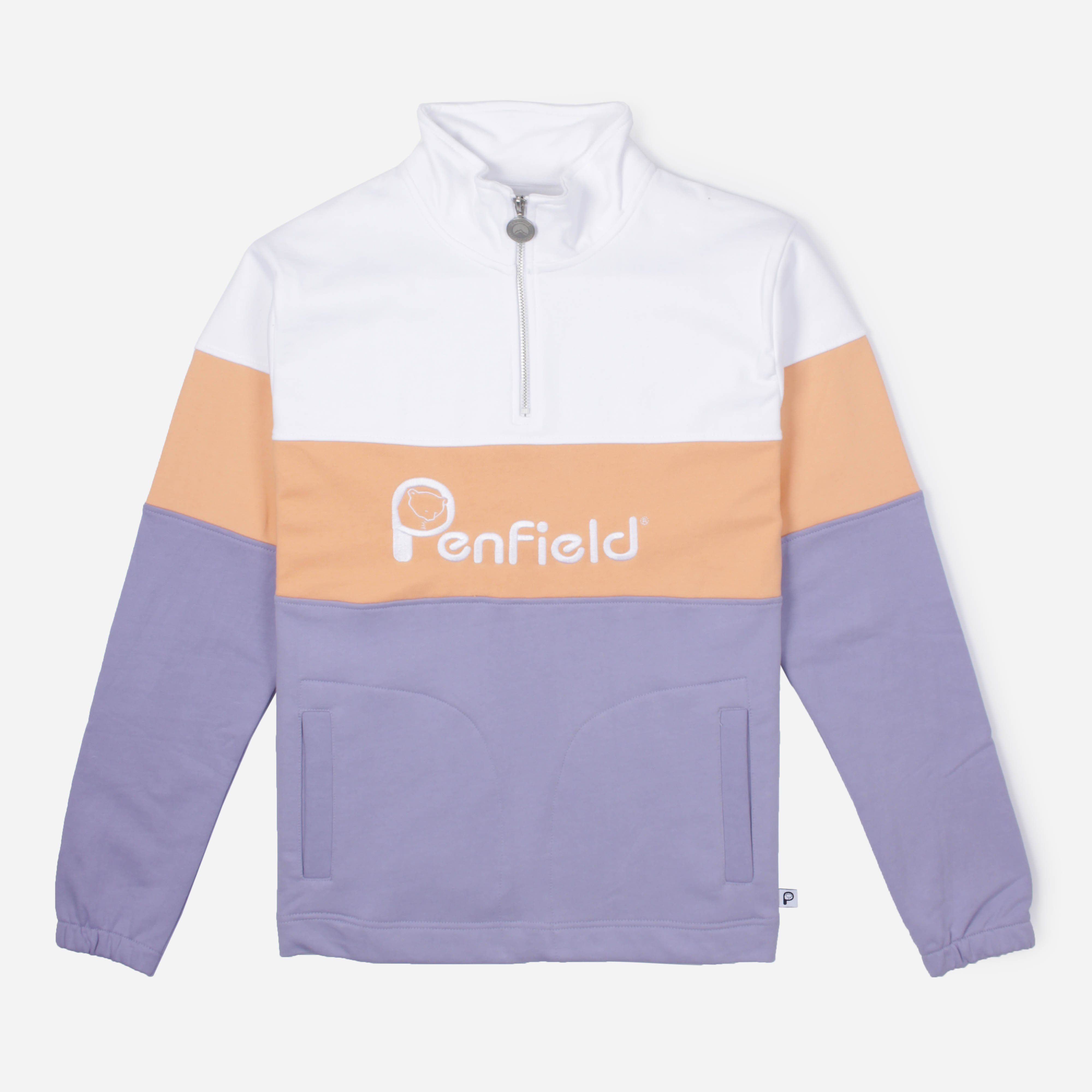 Penfield Gravas Half Zip Sweat