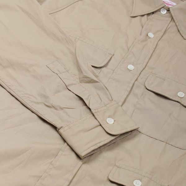 Battenwear Camp Long Sleeve Shirt