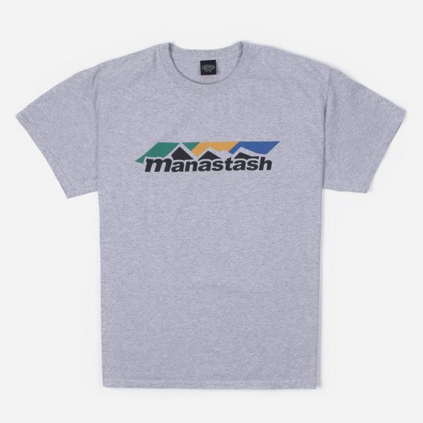 Manastash Colour Scheme Logo T-Shirt
