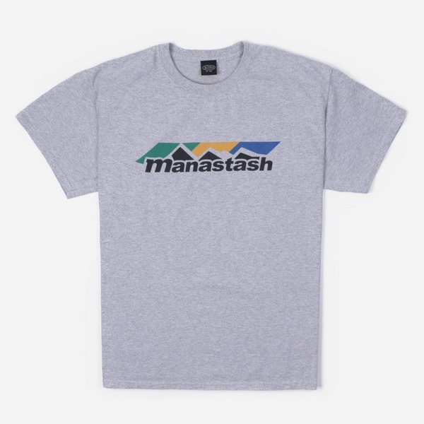 Manastash Colour Scheme Logo T-Shirt