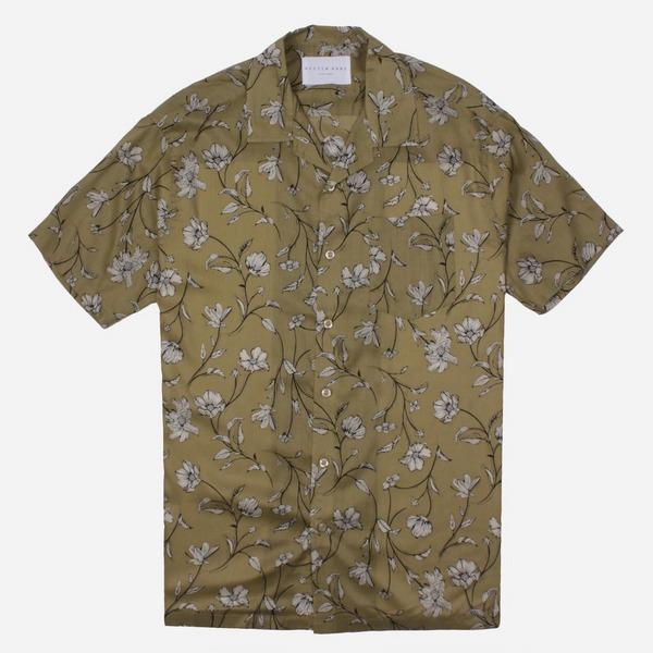 Kestin Hare Crammond Short Sleeve Shirt