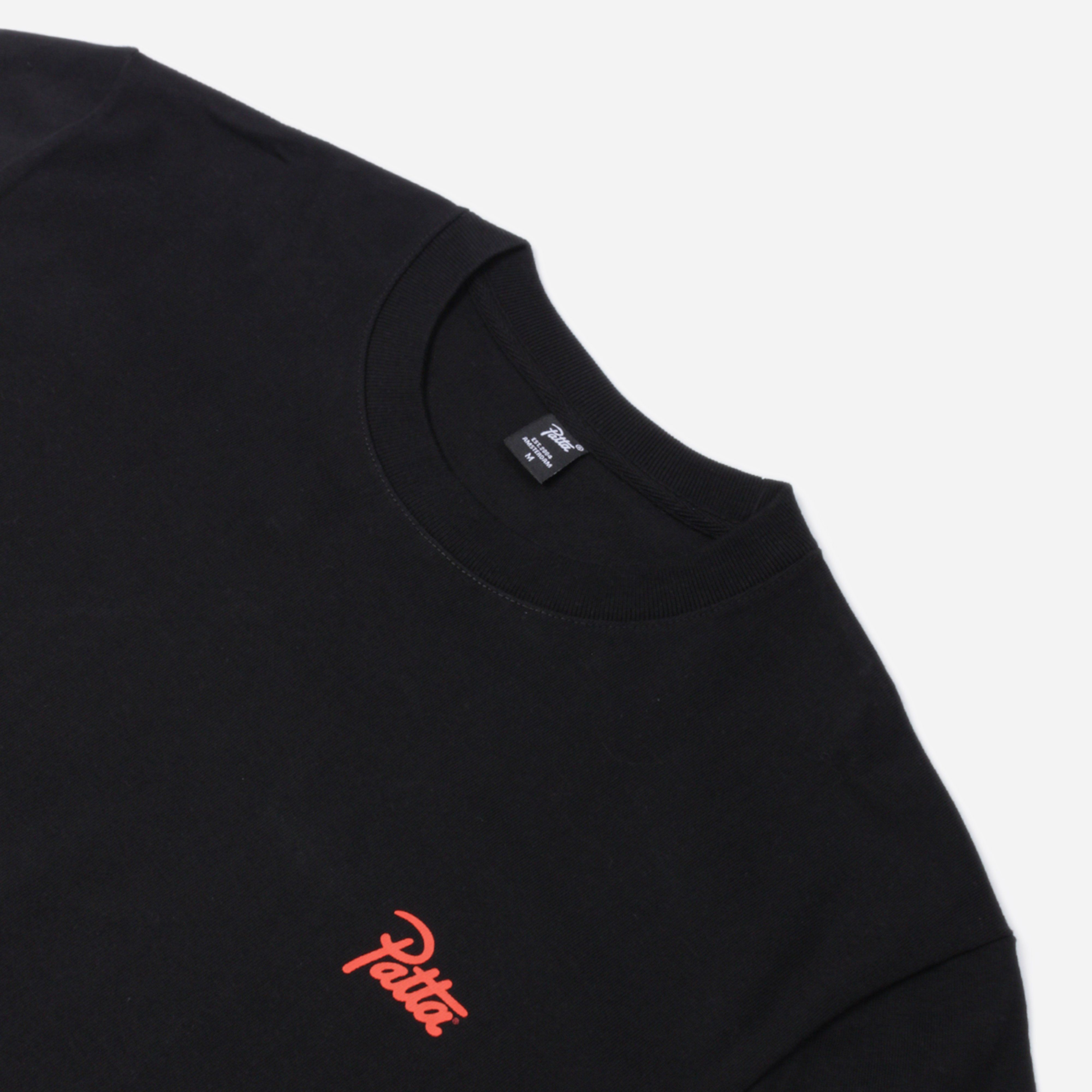 Patta HLS 001 ATHLETIC CORD SWEAT