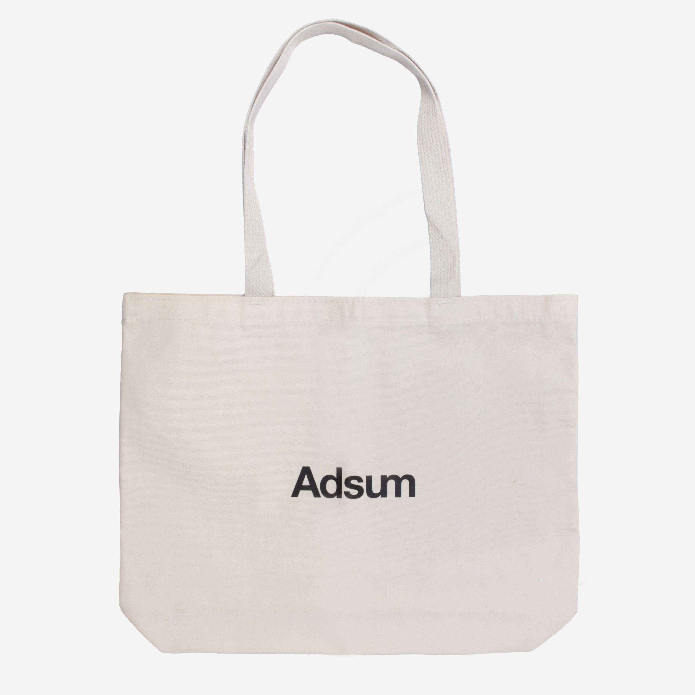 Adsum Core Logo Tote Bag