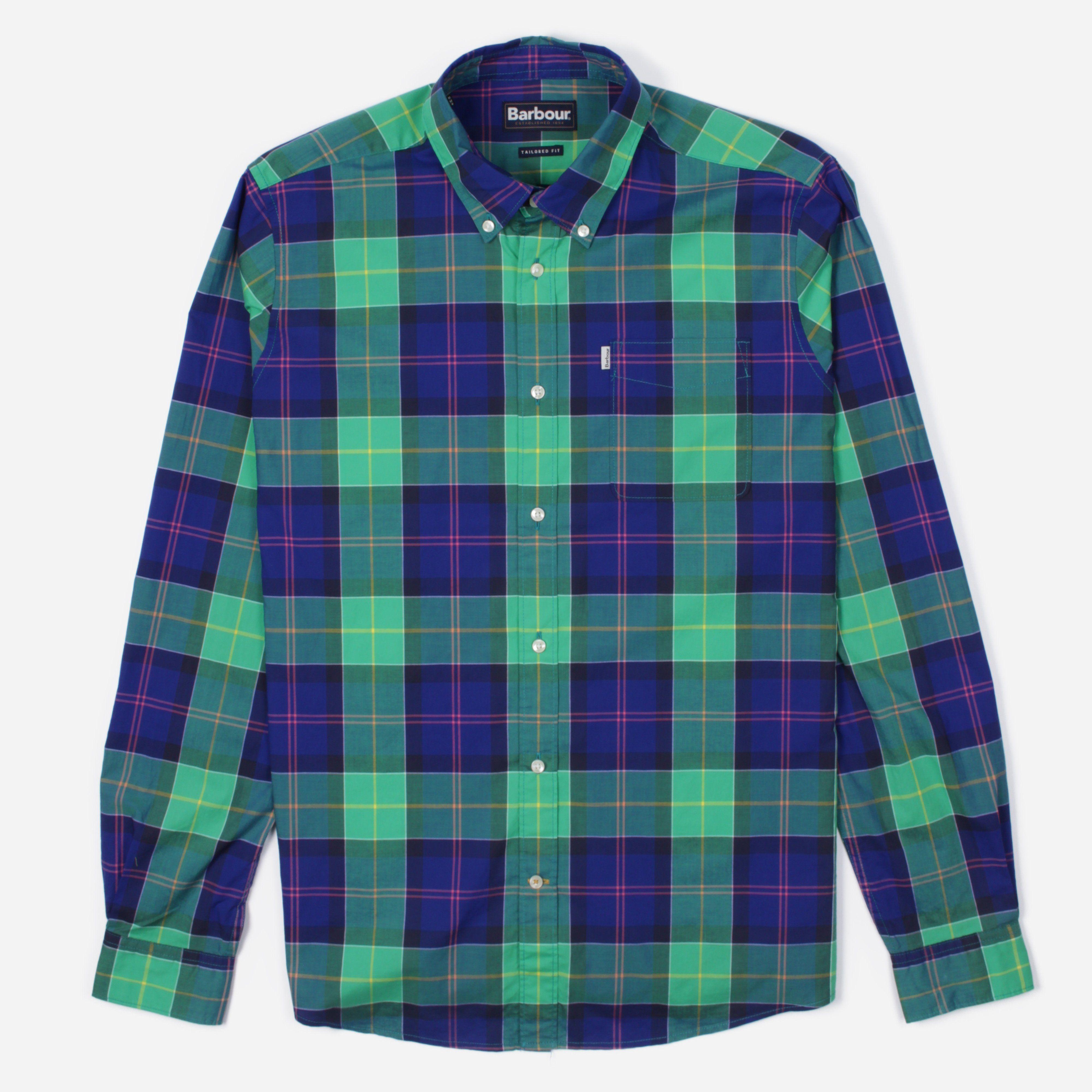 Barbour Toward LS Check Shirt