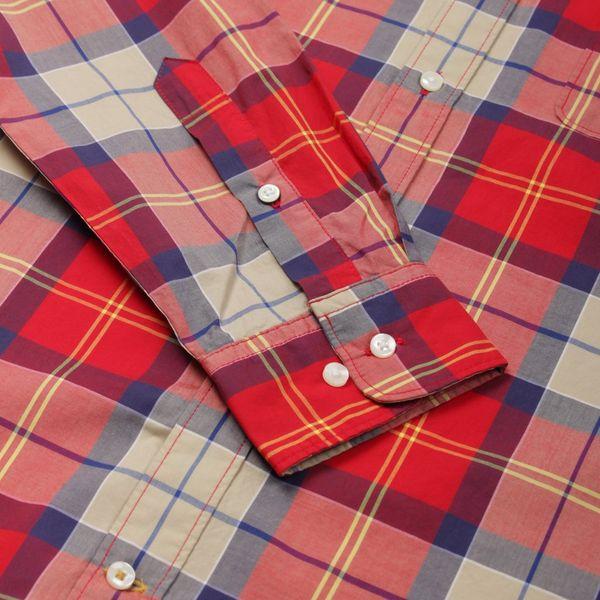 Barbour Toward Long Sleeve Check Shirt
