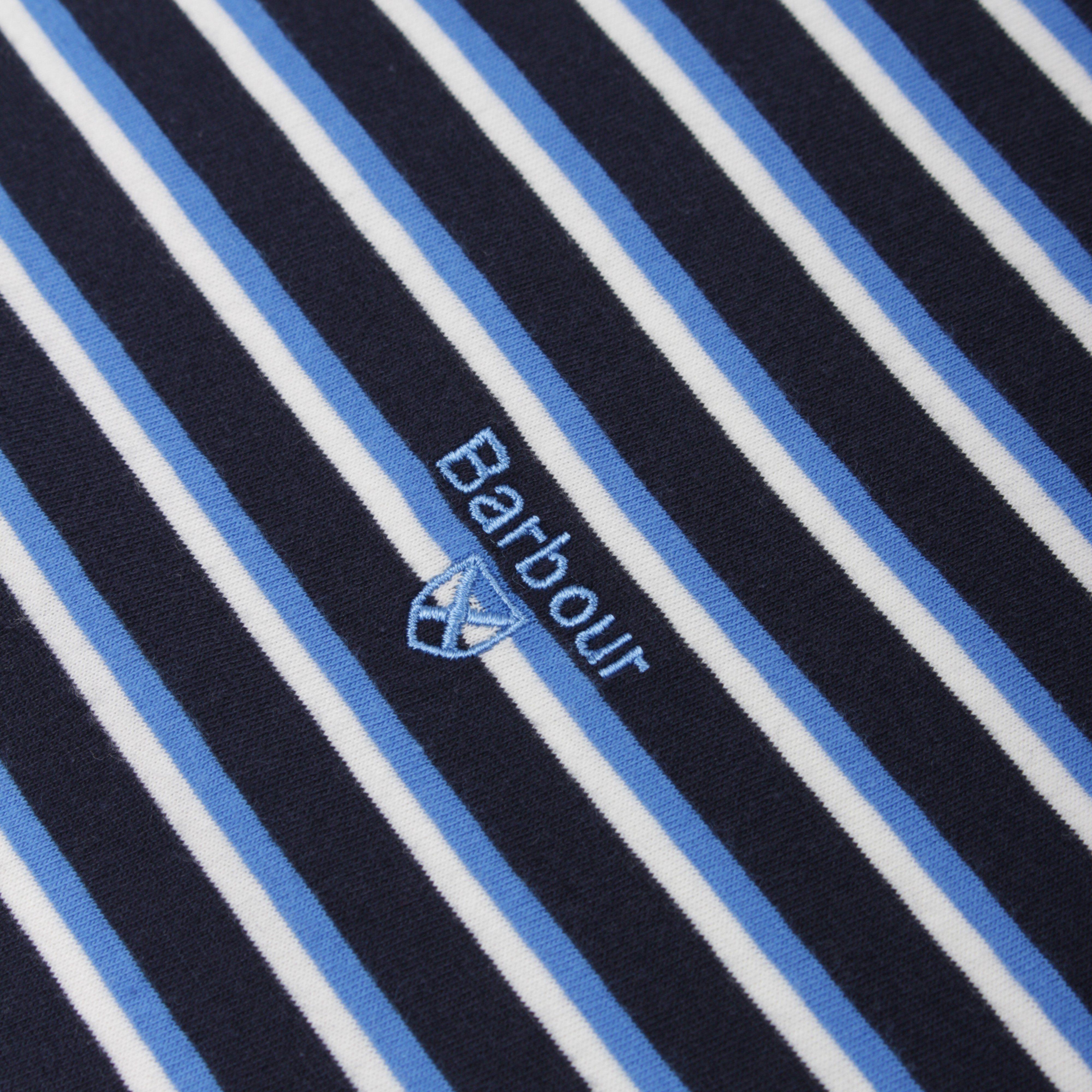 Barbour Crane Stripe T-Shirt