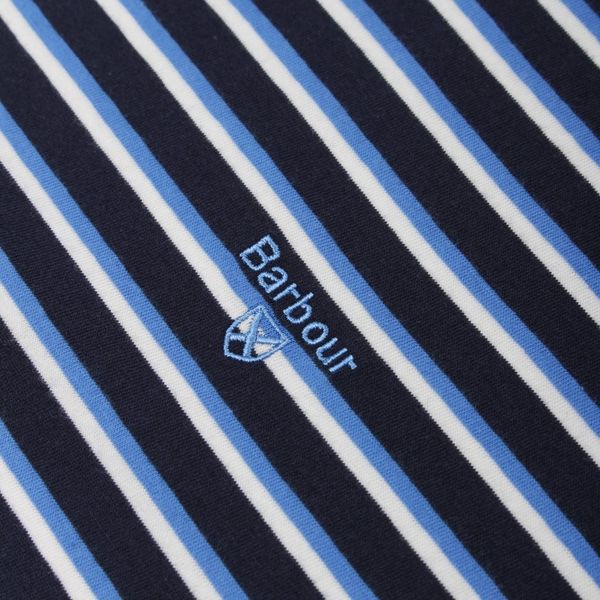 Barbour Crane Stripe T-Shirt