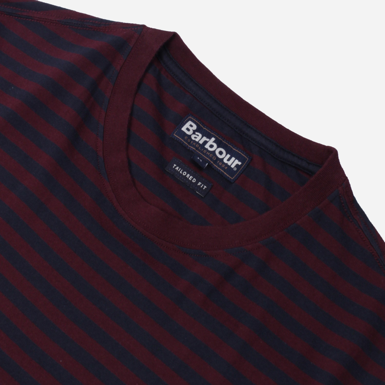 Barbour Delamere Stripe T-Shirt