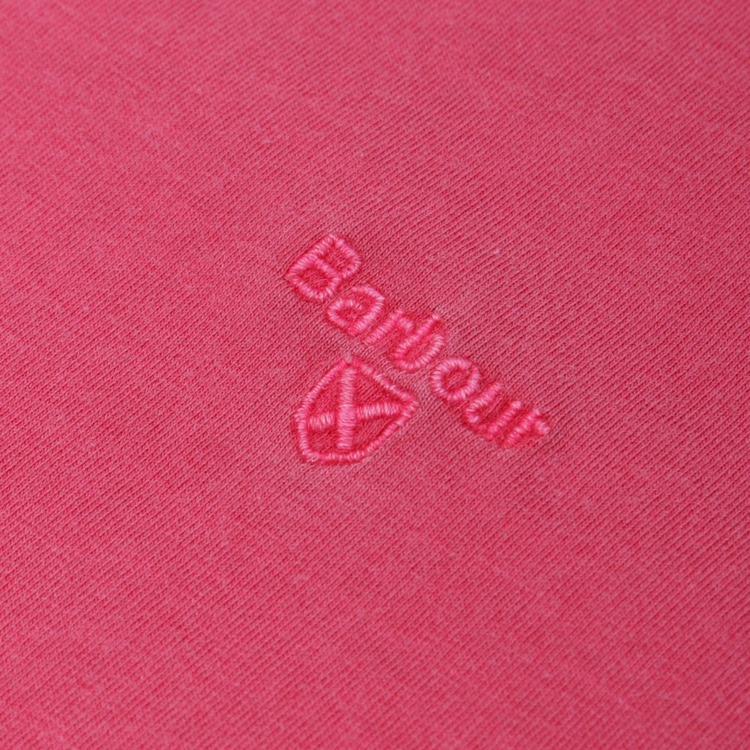 Barbour Garment Dyed T-Shirt