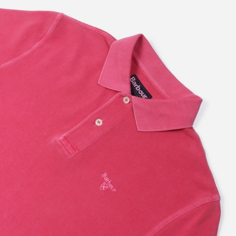 Barbour Washed Sports Polo Shirt