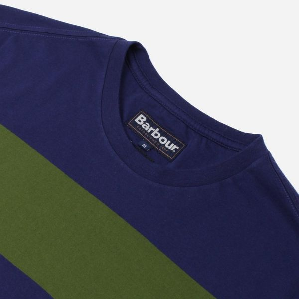 Barbour Longitude Stripe T-Shirt