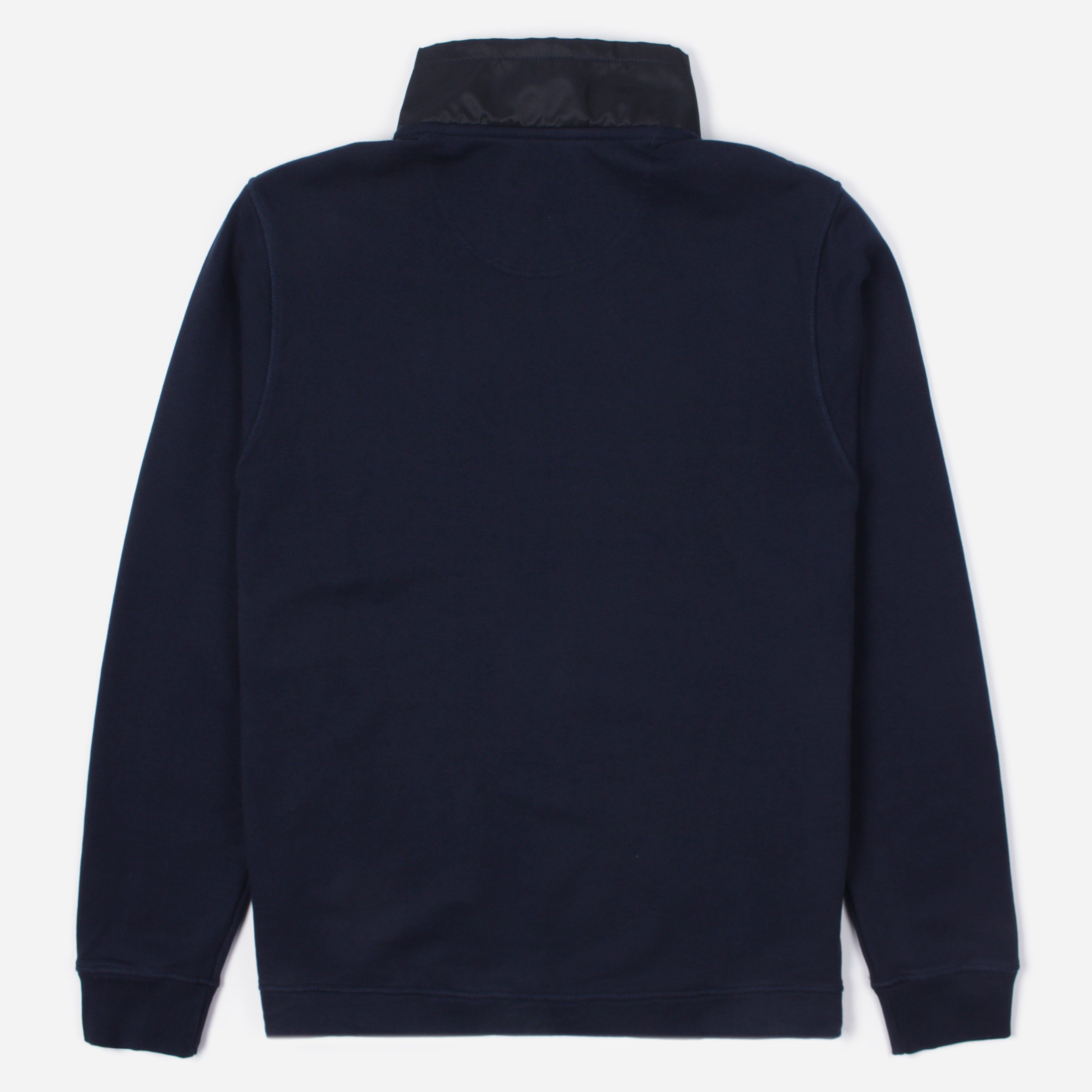 Barbour Seward Half Zip Sweat