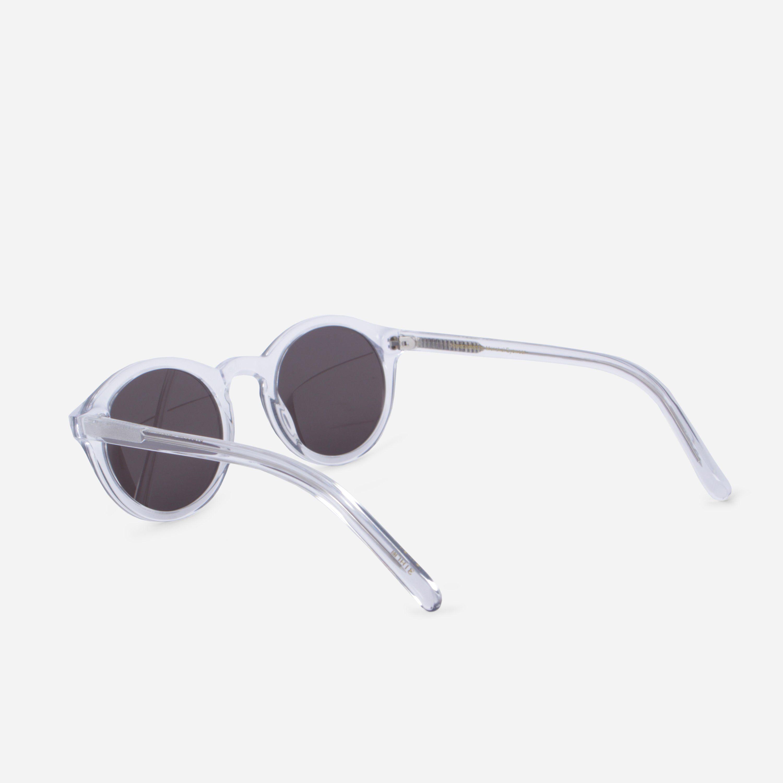 Monokel Eyewear MN-A1-CRY-SOL BARSTOW