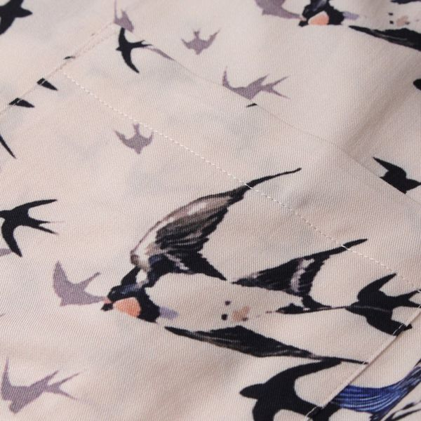 Portuguese Flannel Andorihna Short Sleeve Shirt