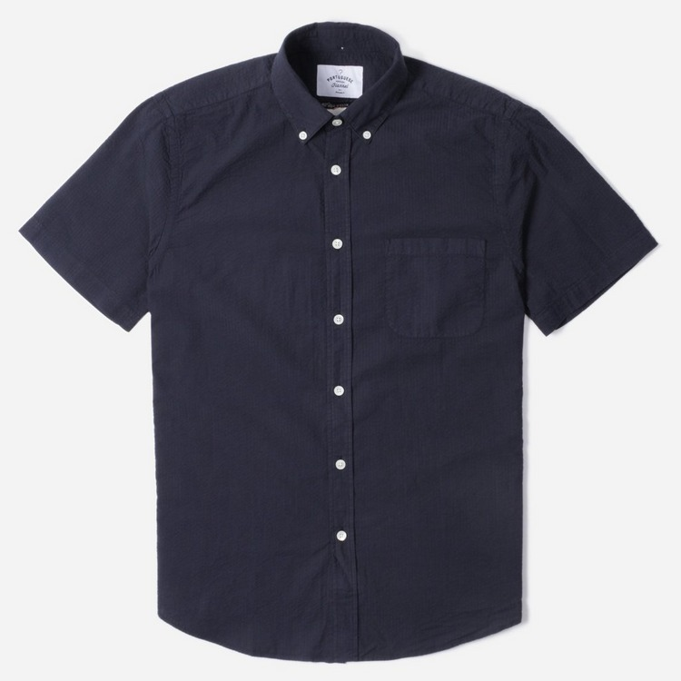Portuguese Flannel Atlantico Short Sleeve Shirt