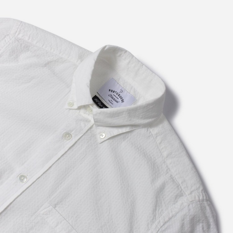 Portuguese Flannel Atlantico Short Sleeve Shirt