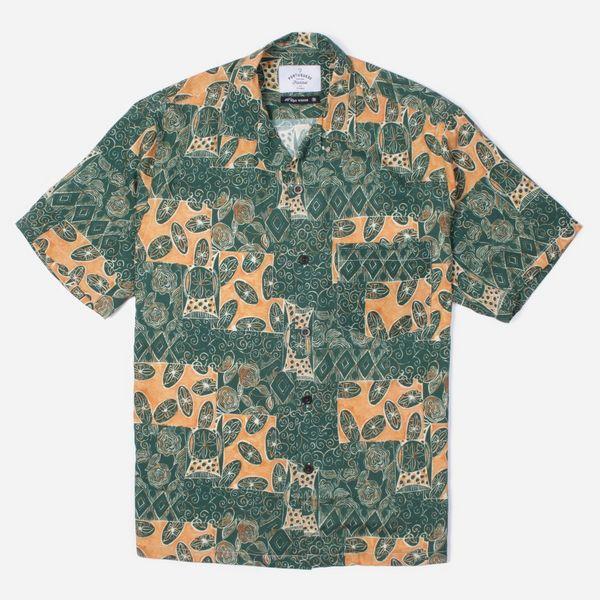 Portuguese Flannel Harlam Short Sleeve Shirt