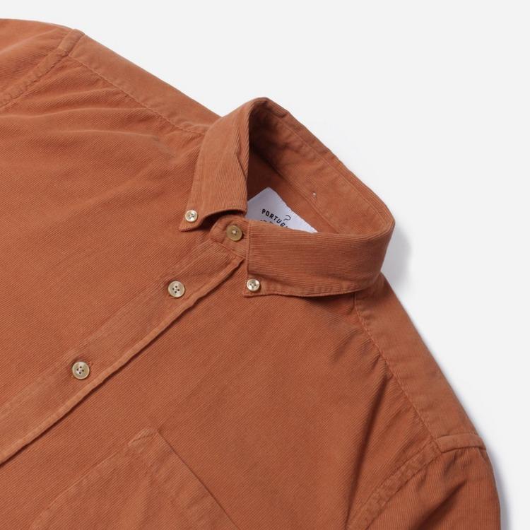 Portuguese Flannel Lobo Short Sleeve Shirt