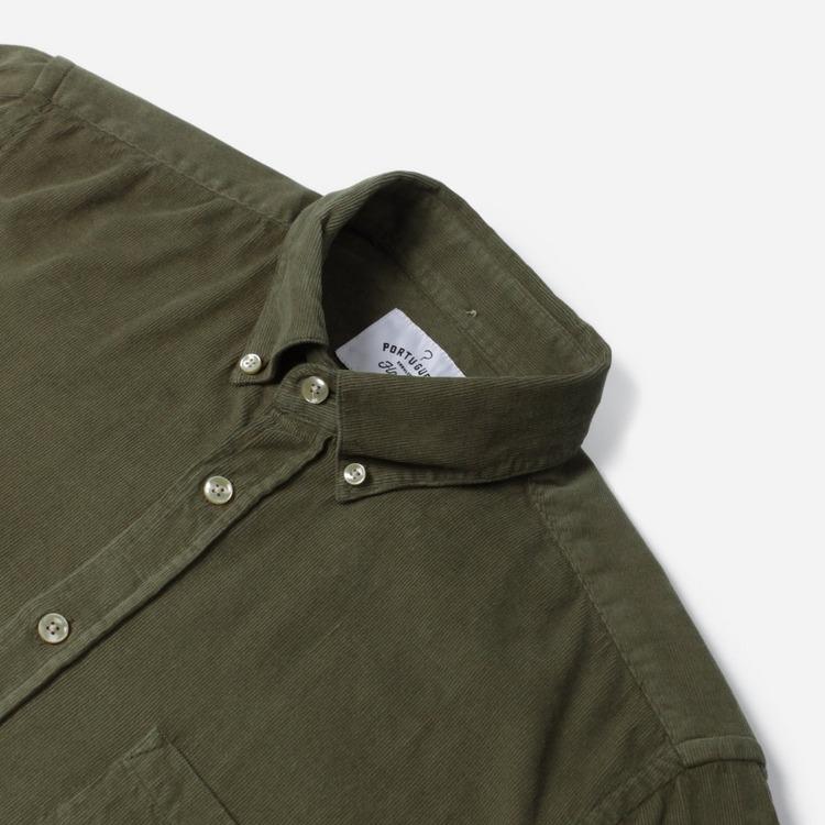 Portuguese Flannel Lobo Long Sleeve Shirt