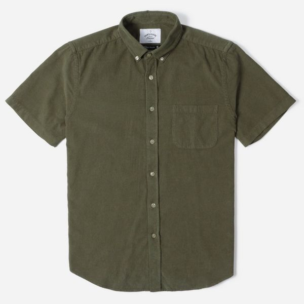 Portuguese Flannel Lobo Short Sleeve Shirt