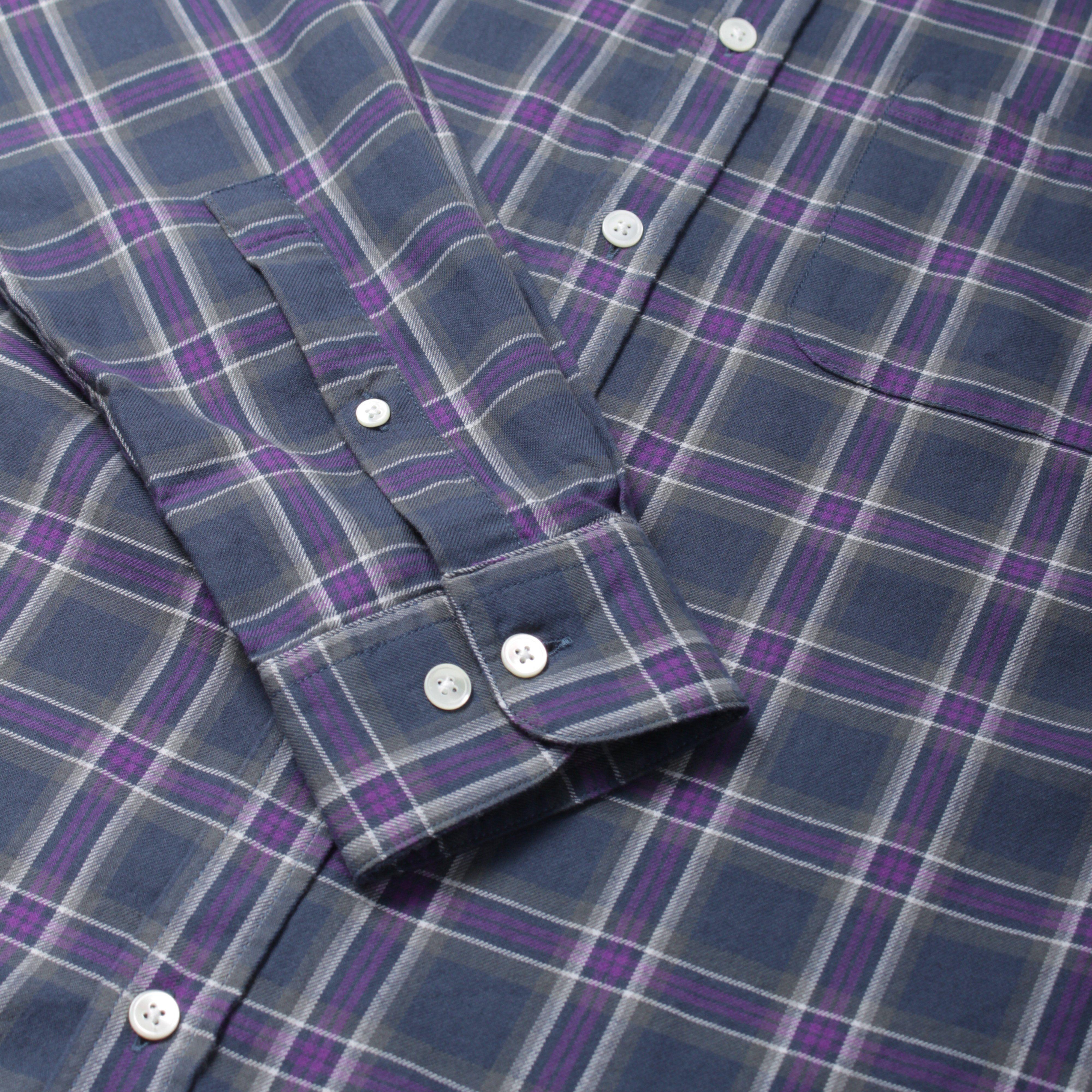Portuguese Flannel NAPA L/S BD SHIRT