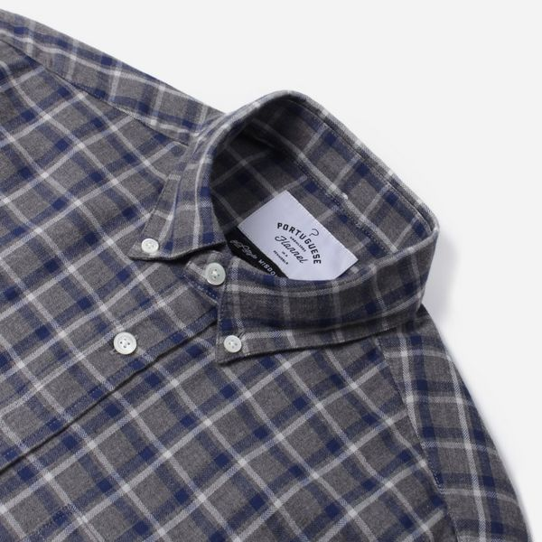 Portuguese Flannel Street Long Sleeve Shirt