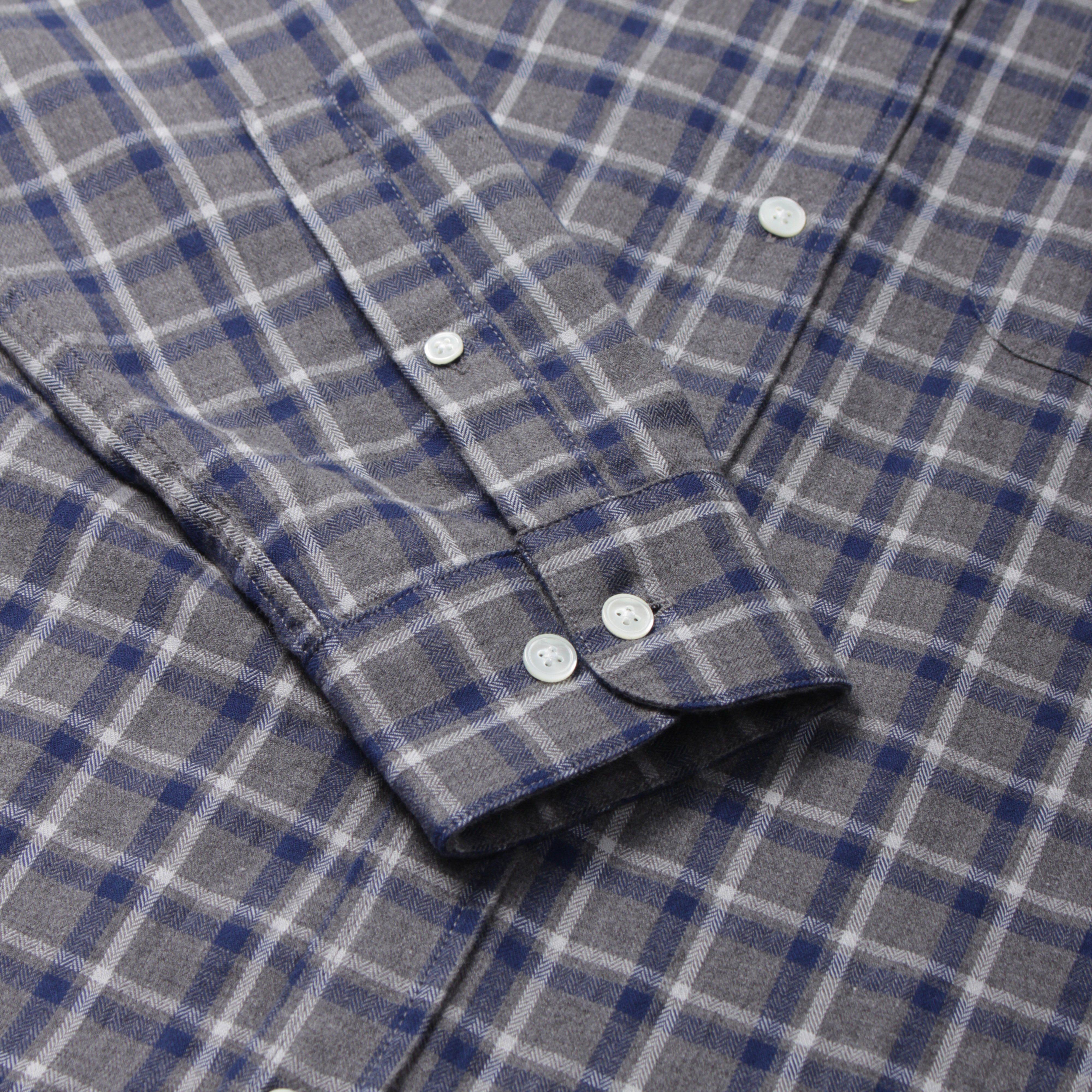 Portuguese Flannel STREET L/S BD SHIRT