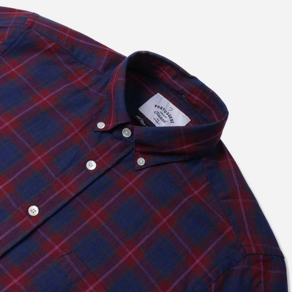 Portuguese Flannel Viseu Long Sleeve Shirt