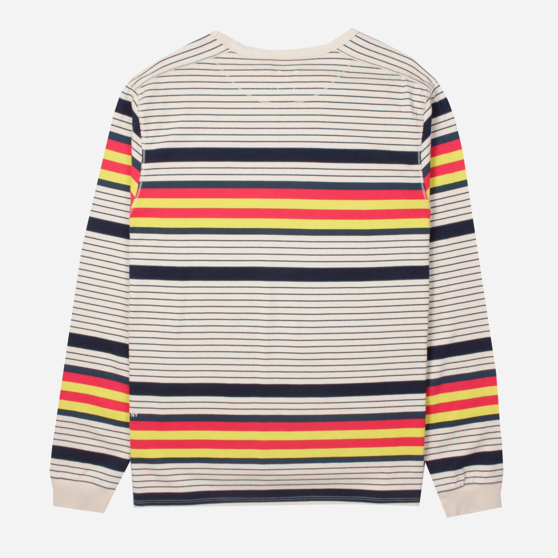 Pop Trading Company Multicolour Striped LS T-Shirt