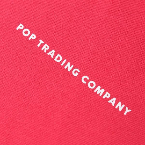 Pop Trading Company Logo T-Shirt
