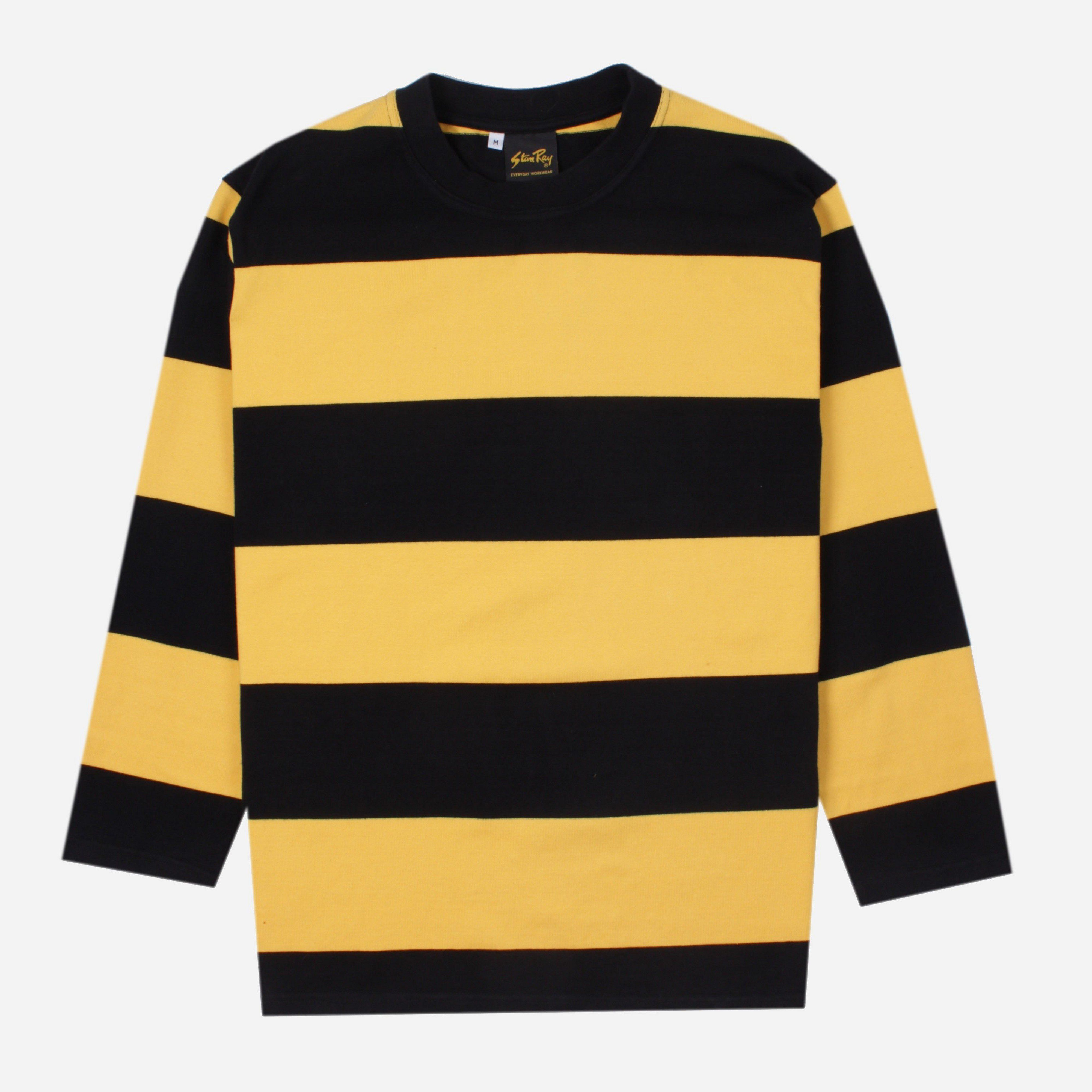 Stan Ray Football LS Stripe T-Shirt