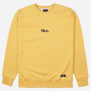 b27dd9ef3b1e Bleu De Paname Embroidered Logo Sweatshirt ...