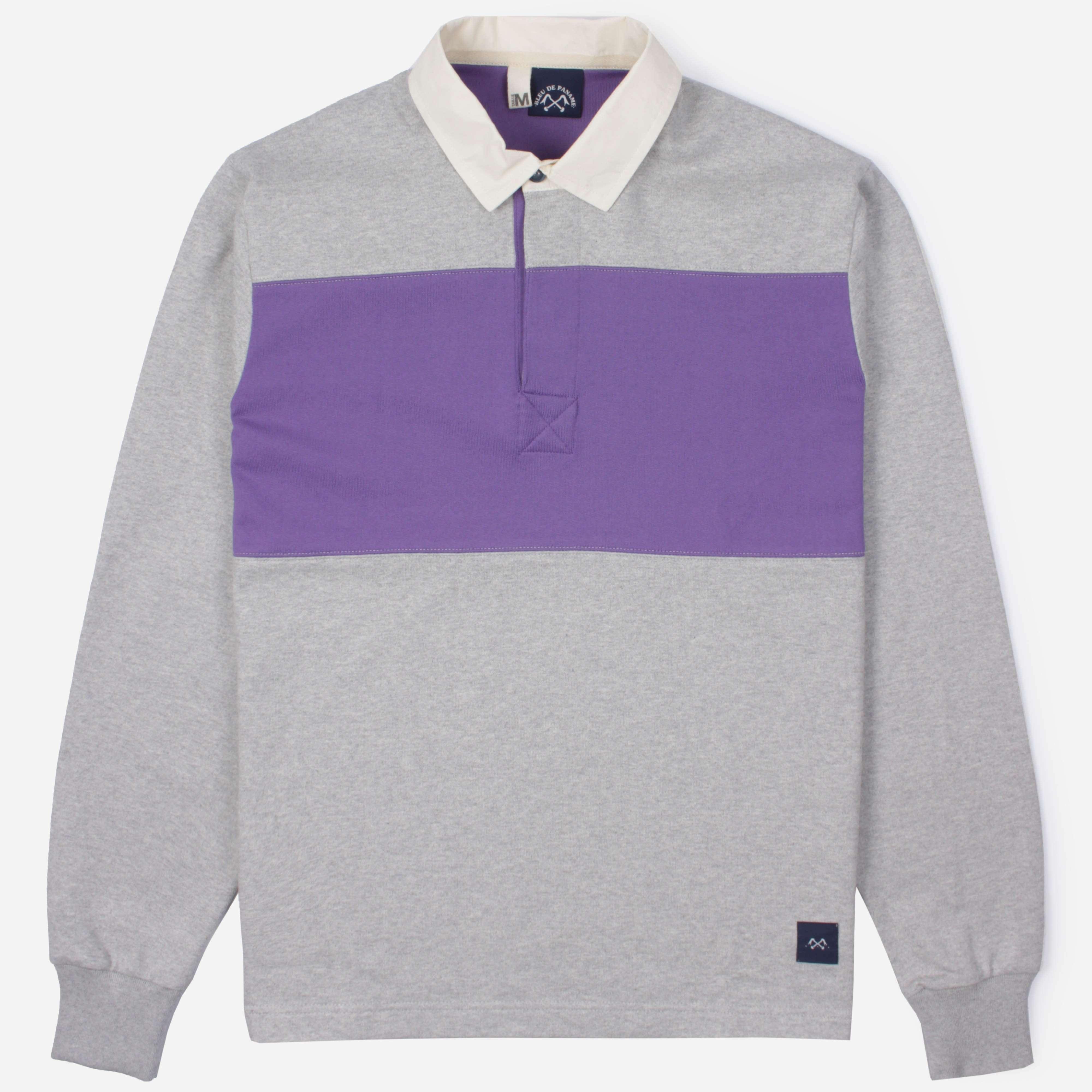 Bleu De Paname Rugby Polo Shirt