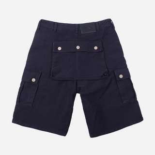 Bleu De Paname Mechanic Shorts