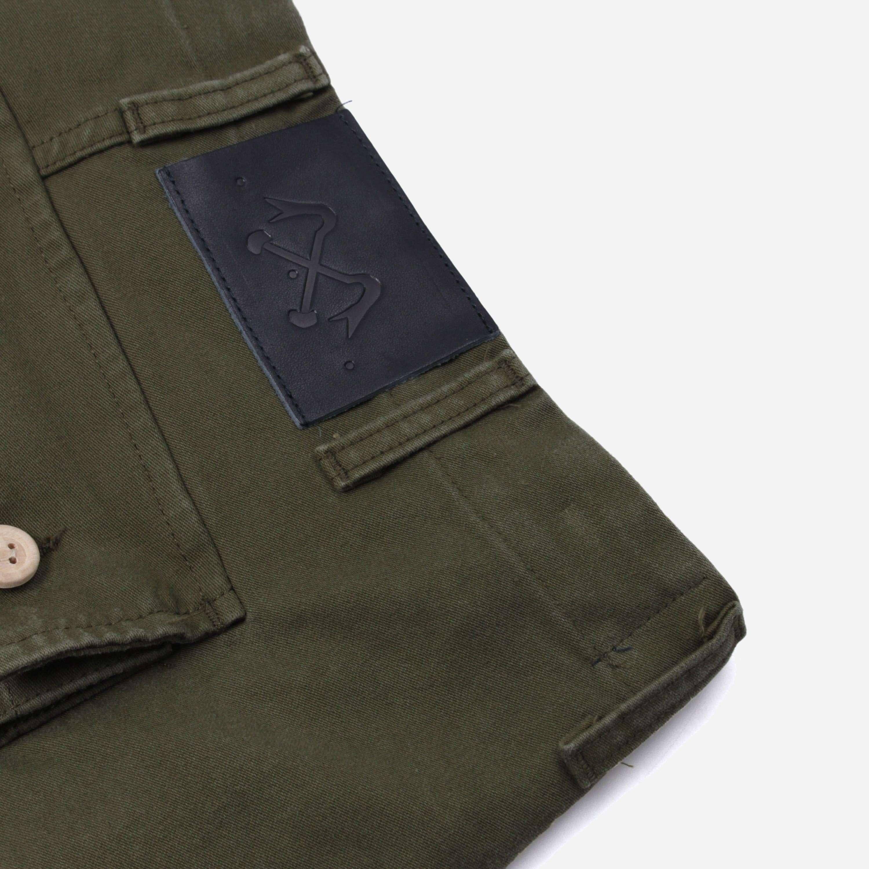 Bleu De Paname Mecano Shorts