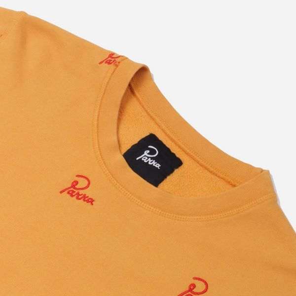 by Parra All Over Logo Sweatshirt