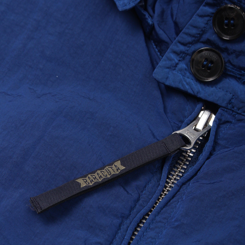 Baracuta Armhole Detachable Hood Jacket