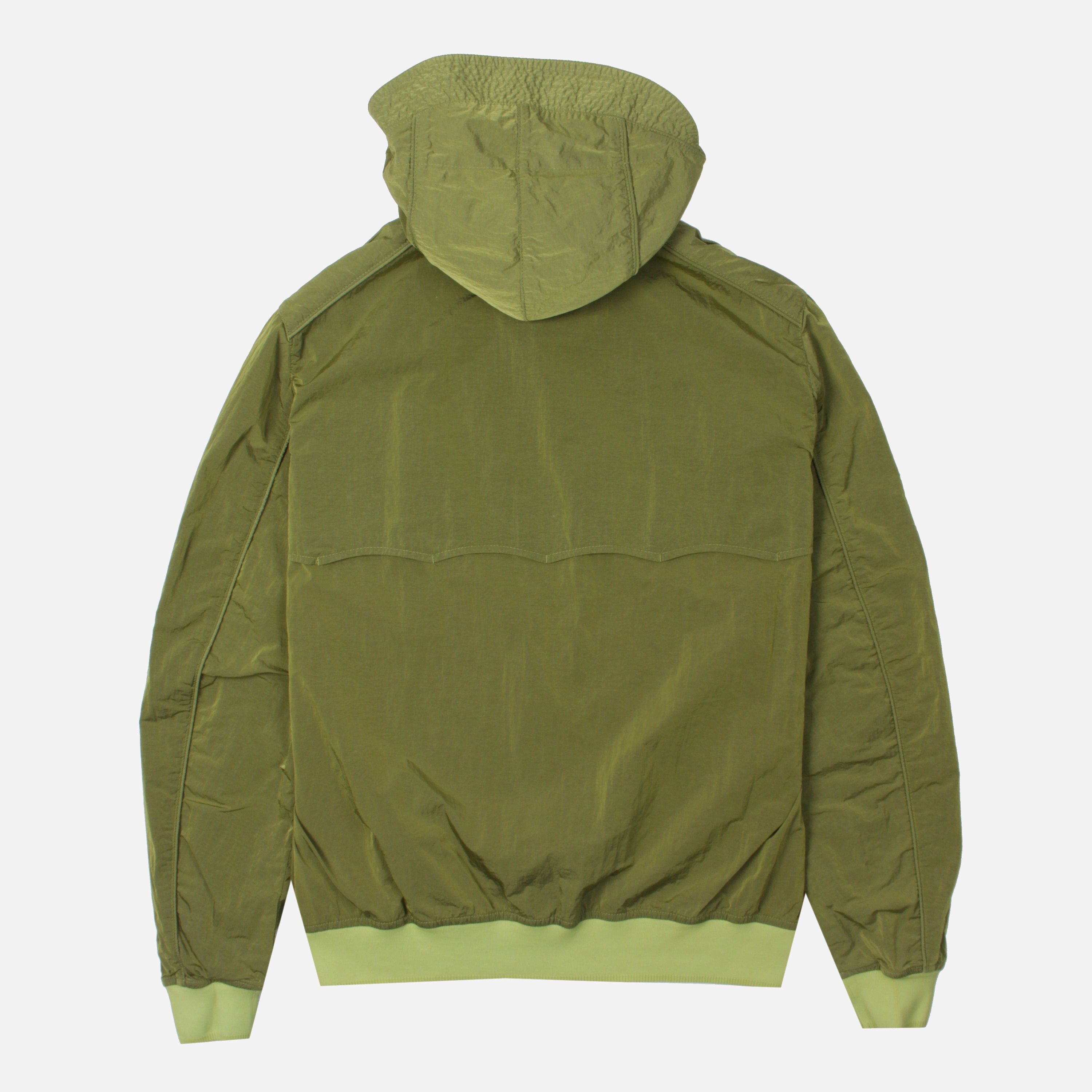 Baracuta Armhole Detachable Hood Jacket